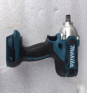 Mikita 18 Fuel. 18-Volt Lithium-Lon. Brushless cordless 1/2 in lmpact. Wrench with Friction. Ring. (Tool-Only) for Sale in Sacramento, CA