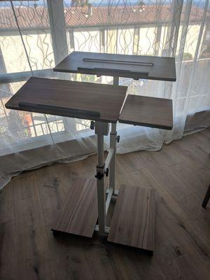 SDADI Mobil Standing Desk Sofa Desk for Sale in San Pedro, CA