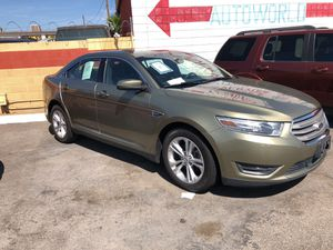 2013 ford Taurus $500 down delivers habla espanol for Sale in Las Vegas, NV