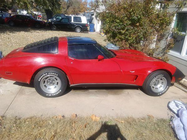 Chevy Corvette 78