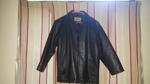 Lady XL Leather coat by GAP for Sale in Topeka, KS