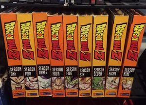 Seasons 1 thru 6 Dragon Ball Z for Sale in Lakeland, FL