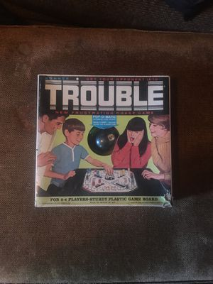 Trouble board game for Sale in Fairless Hills, PA