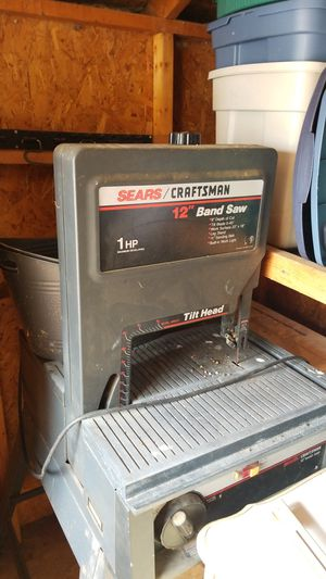 Sears band saw for Sale in Saint Clairsville, OH