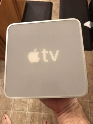 1st Generation Apple TV 40gb with Remote for Sale in Indian Trail, NC