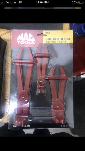 Mac Tools Hose Clamps for Sale in Clackamas, OR