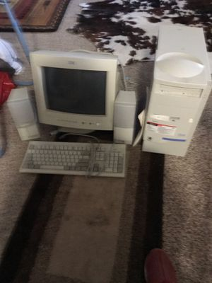 Computer desktop m model keyboard maybe never used . for Sale in Carthage, MO
