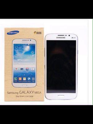 "Teléfono celular Samsung Galaxy Mega 5.8"" Cell Phone desbloqueado/unlocked for Sale in Medley, FL"