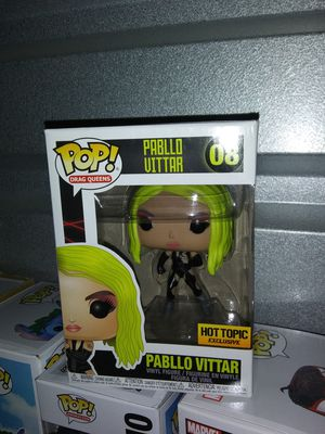 Funko pop Pablo vittar for Sale in Oklahoma City, OK