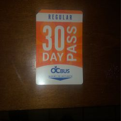 Oc Bus Pass for Sale in Anaheim,  CA