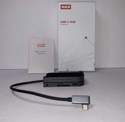 RCA Multifunctional USB C Hub for Sale in San Bernardino,  CA