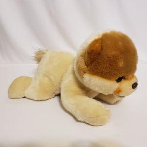 "Gund Boo The World's Cutest Dog Laying Down Plush 14"" Stuffed Animal Pom 4033410 for Sale in La Grange Park, IL"