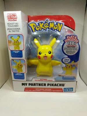 My Partner Pikachu toy for Sale in Houston, TX