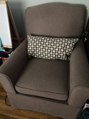 Rocking chair with ottoman for Sale in Whittier, CA