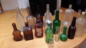 Antique bottles $100 for Sale in Nashville, TN