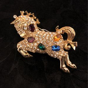 2 inch Ornate horse Pin for Sale in Morrisville, PA
