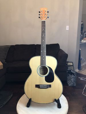Sequoia AGW4015NA Acoustic Guitar for Sale in Richardson, TX