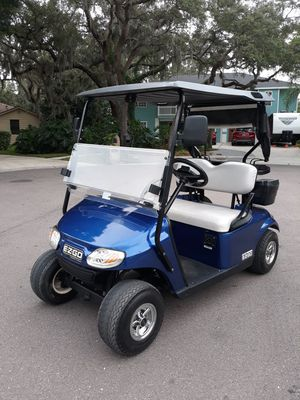 2015 EZGO TXT48 Electric golf cart for Sale in Palm Harbor, FL