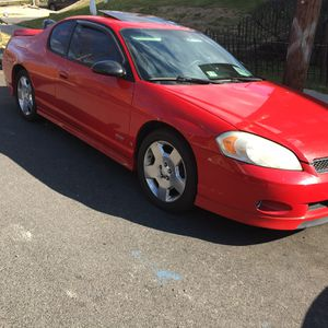 2006 Monte Carlo SS for Sale in Washington, DC