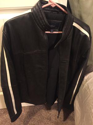 Leather jacket men's for Sale in Sanger, CA