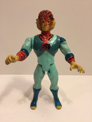 Young Tygra - Thundercats LJN Vintage Action Figure Toy for Sale in Naperville, IL