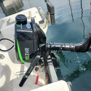 Lehr 5hp Outboard Fresh Serviced. for Sale in Los Angeles, CA