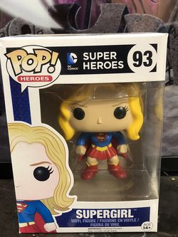 Supergirl Funko Pop Vaulted for Sale in San Diego,  CA