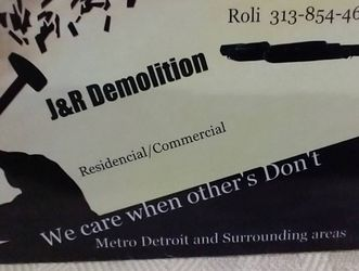 Demolition Residential And Commercial for Sale in Detroit,  MI
