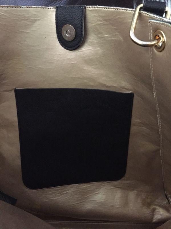 RLL Leather Handbag