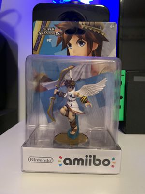 Pit Super Smash Bros Amiibo for Sale in Oceanside, CA
