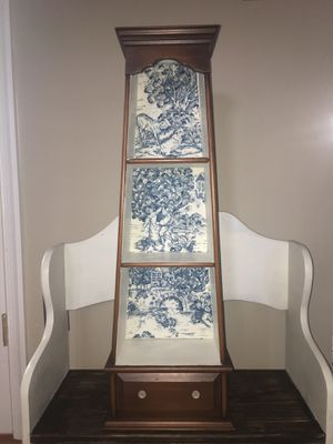 3 tier shadow box vintage painted for Sale in Falls Church, VA
