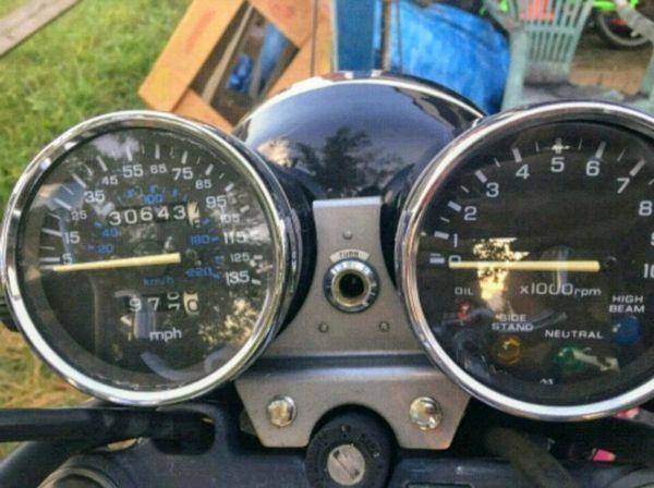 1992. Honda Nighthawk 750