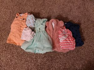 3 month girl clothing-- 50 items for Sale in Medina, OH