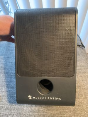 Alter Lansing Subwoofer with Controller. (MAKE OFFER). for Sale in Downey, CA