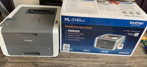 Brother large capacity WiFi color laser printer for Sale in Estacada, OR
