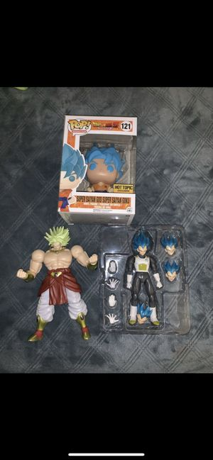 Dragon ball z collectibles for Sale in Fontana, CA