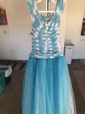 Frozen Elsa dress custom made for Sale in Orange, CA