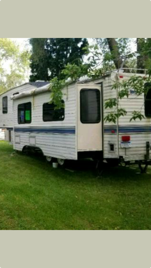 1998 terry trailer for Sale in Lansing, MI