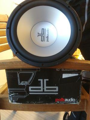 Polk Audio for Sale in San Jose, CA