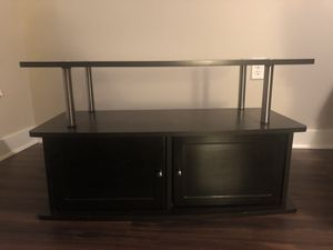 TV stand with 2 cabinets for Sale in McLean, VA