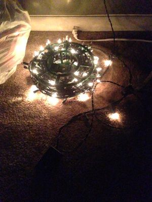 4 feet Christmas light , new for Sale in Ellicott City, MD