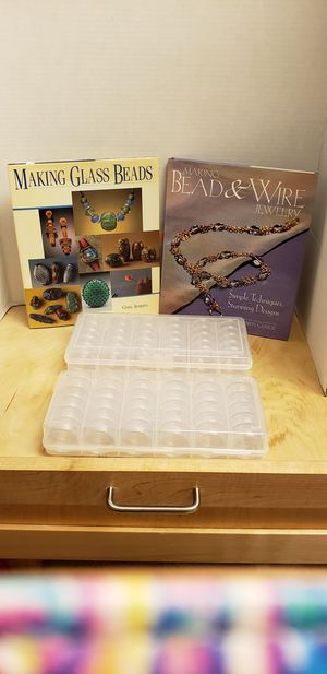 Glass beading and Wiring Jewelry for Sale in Richmond, CA