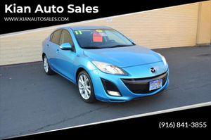 2010 Mazda Mazda3 for Sale in Sacramento, CA