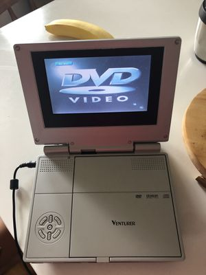 "Venturer PVS3361 Portable DVD Player (6"") for Sale in Pittsburgh, PA"