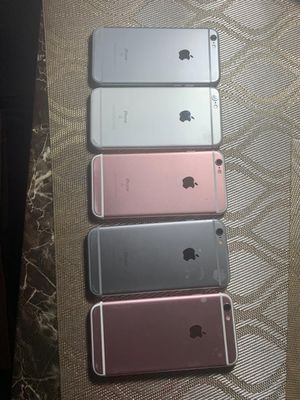 iPhone 6s factory unlocked for Sale in Alpharetta, GA