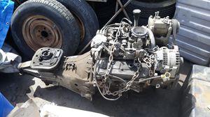 chevy silverado 4.3 Vortec V6 with 5spd trans for Sale in Azusa, CA