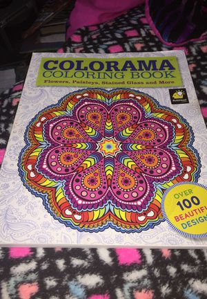 Adult Coloring Book for Sale in Independence, MO