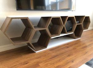 Like New Contemporary TV Stand for Sale in Orlando, FL