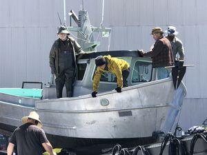 Boat, 30 ft diesel Aluminum sport fishing/dive boat/ trawler w/ wheelhouse: for Sale in Torrance, CA