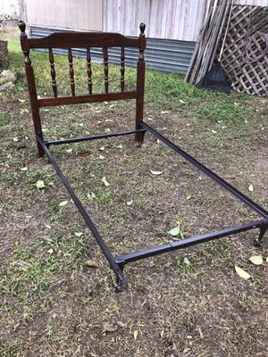 TWIN BED FRAME for Sale in Austin, TX